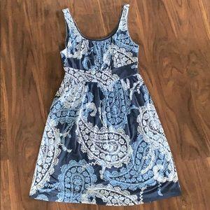 Merona Paisley Dress size XS